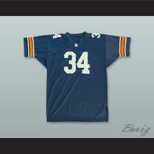 Bo Jackson 34 Auburn Tigers Navy Blue Football Jersey