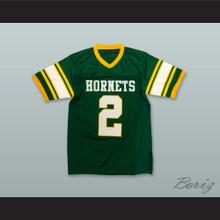 Derrick Henry 2 Yulee High School Hornets Green Football Jersey