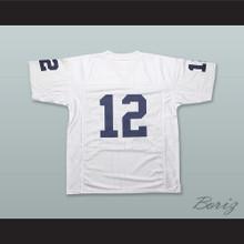 Chris Godwin 12 Penn State Nittany Lions White Football Jersey