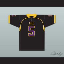 Mike Evans 5 Ball High School Tors Black Football Jersey