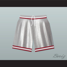 Saved By The Bell Bayside Tigers High School Basketball Shorts