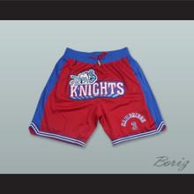 Calvin Cambridge 3 Los Angeles Knights Red Basketball Shorts