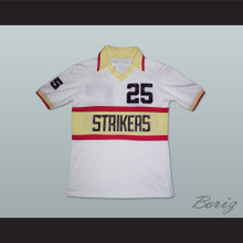Fort Lauderdale Strikers Football Soccer Polo Shirt Jersey White