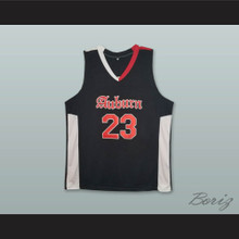 Fred VanVleet 23 Auburn High School Black Basketball Jersey