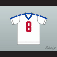 Houston Stars Football Soccer Shirt Jersey White