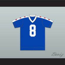 Houston Stars Football Soccer Shirt Jersey Blue