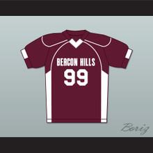 Bobby Finstock 99 Beacon Hills Cyclones Lacrosse Jersey Teen Wolf