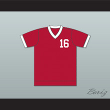 Miami Toros Football Soccer Shirt Jersey Red