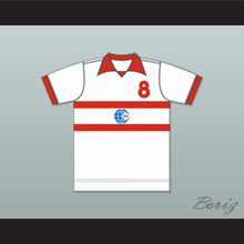 Montreal Olympique Football Soccer Shirt Jersey White