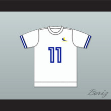Oakland Clippers Football Soccer Shirt Jersey White