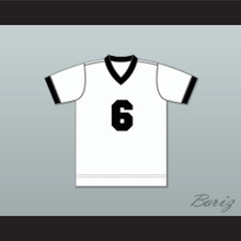 San Francisco Gales Football Soccer Shirt Jersey White