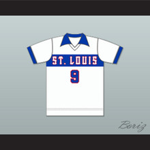 St Louis Stars Football Soccer Shirt Jersey White