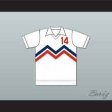 Toronto Metros Football Soccer Shirt Jersey White