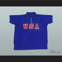 USA Shooting Shirt Polo Jersey