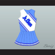 Big Momma's House 2 Junior Cheer Cheerleader Uniform Stitch Sewn