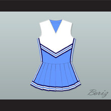 The Princess Diaries Lana Thomas (Mandy Moore) Cheerleader Uniform Stitch Sewn