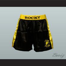 Rocky Balboa Italian Stallion Boxing Shorts