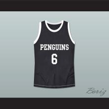 Hangin' with Mr. Cooper 6 Oakbridge Penguins High School Basketball Jersey