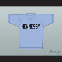 Havoc 95 Hennessy Queens Bridge Blue Football Jersey