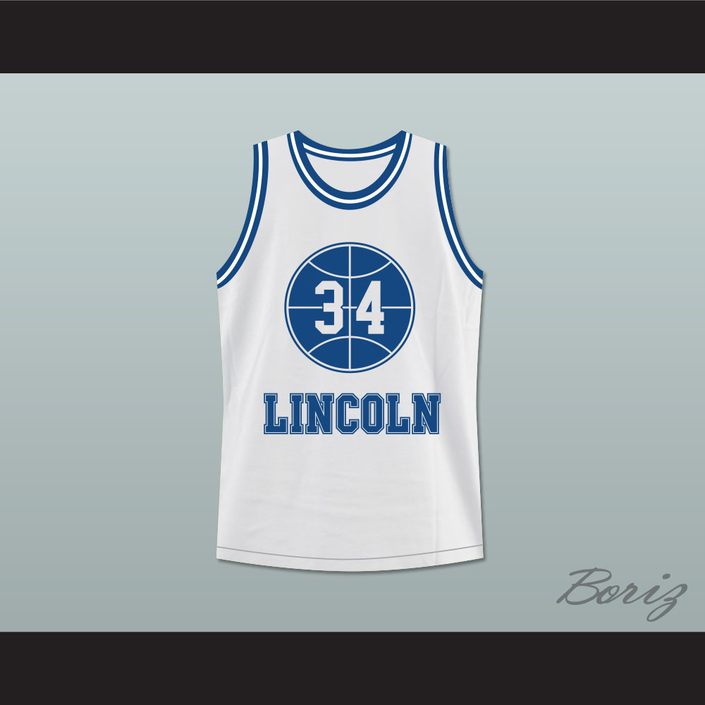 05e6d5f56342 ... Lincoln High School Basketball Jersey He Got Game. Price   45.99. Image  1