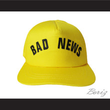 Bad News Bears Alternate Baseball Hat Adjustable Buckle Slide New