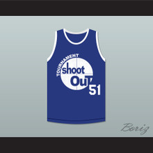 51 Tournament Shoot Out Bombers Basketball Jersey Above The Rim