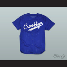 Crooklyn Baseball Jersey Any Name or Number