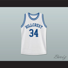 Ray Allen Shuttlesworth 34 Hillcrest High School Basketball Jersey