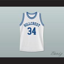 Ray Allen Shuttlesworth 34 Hillcrest High School Basketball Jersey