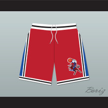 Like Mike Calvin Cambridge Los Angeles Knights Basketball Shorts