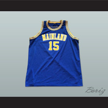 Vince Carter 15 Mainland High School Basketball Jersey