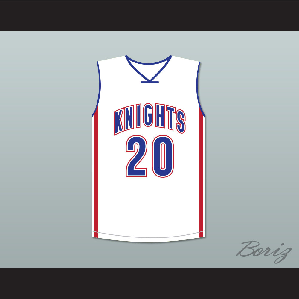 6bfb3c063994 Stephen Curry 20 Charlotte Christian High School Knights Basketball Jersey.  Price   45.99. Image 1