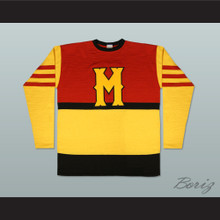 Minneapolis Millers Old School Hockey Jersey