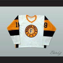 Paul Mercier Niagara Falls Flyers Hockey Jersey