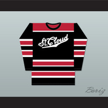 1933-43 St Cloud Home Hockey Jersey