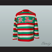 1934-1935 St Paul Saints Hockey Jersey