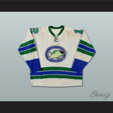 Alain Caron Oakland Seals Hockey Jersey