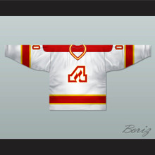 Atlanta Flames 1972-73 Hockey Jersey White