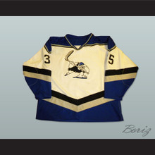 B.C. Icemen Oile Sundstrom 35 Hockey Jersey