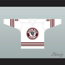 Derek Hale 00 Beacon Hills Cyclones Hockey Jersey Teen Wolf TV Series