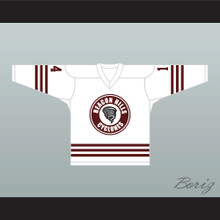 Isaac Lahey 14 Beacon Hills Cyclones Hockey Jersey Teen Wolf TV Series White
