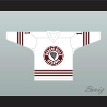 Scott McCall 11 Beacon Hills Cyclones Hockey Jersey Teen Wolf TV Series White