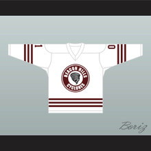 Peter Hale 01 Beacon Hills Cyclones Hockey Jersey Teen Wolf TV White