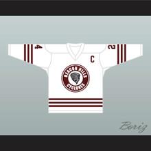 Stiles Stilinski 24 Beacon Hills Cyclones Hockey Jersey Teen Wolf TV Series White