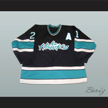 Bellingham Ice Hawks Hockey Jersey