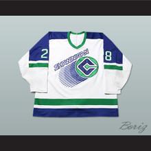 Benoit Cote Shawinigan Cataractes QMJHL Hockey Jersey