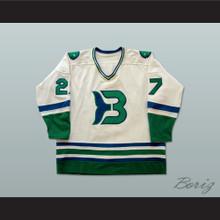 Binghamton Whalers Dave McDonald Hockey Jersey