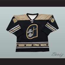 Kevin Kerr 20 Flint Generals Hockey Jersey