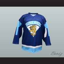 Finland Suomi National Team Hockey Jersey