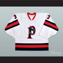 Brad Thiessen Penticton Panthers Hockey Jersey